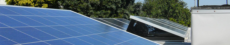 Peter Solarstrom OWL | Header | Photovoltaikanlage | Feel-Free-Lösung