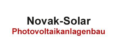 Peter Solarstrom OWL | Unsere Partner | Novak-Solar Photovoltaikanlagenbau