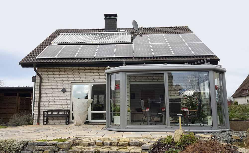 Peter Solarstrom OWL | Referenzen | Photovoltaikanlage | Solaranlage